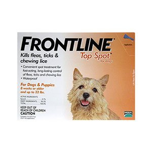 Frontline Top Spot for Dogs