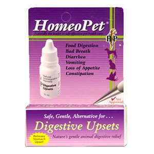 HomeoPet Digestive Upsets for Homeopathic Supplies